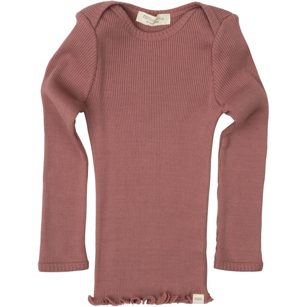 Blouse babies wear organic sustainable luxurious fashion children clothes silk seamless merino wool natural design nordic minimalisma shop sale Belfast Antique Red--14494932566089,14494932729929,14494932828233,14494932992073