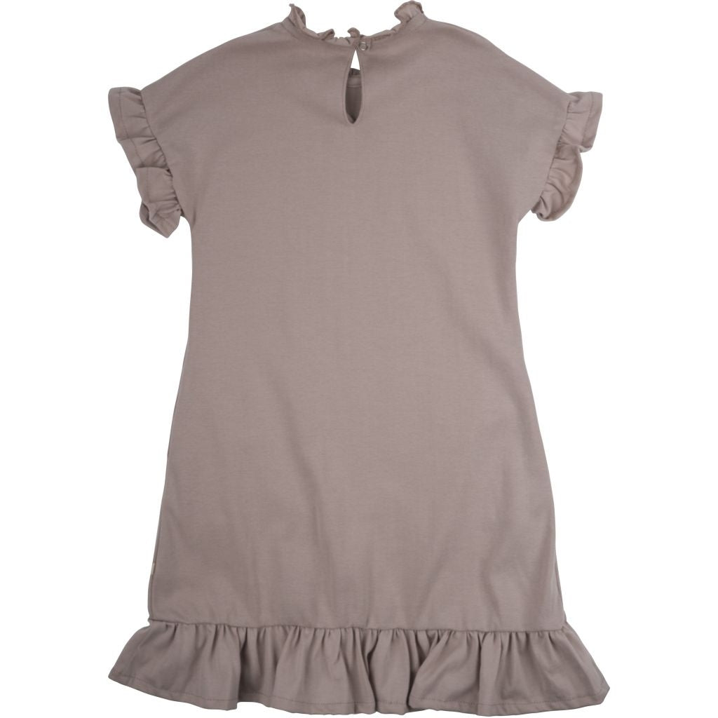 Dress babies wear organic sustainable luxurious fashion children clothes silk seamless merino wool natural design nordic minimalisma shop sale Sol Dusty Rose--18795726078025,18795726110793,18795726143561,18795726176329,18795726209097,18795726241865,18795726274633