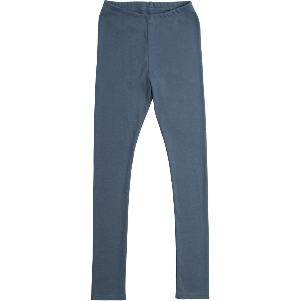 Leggings / pants babies wear organic sustainable luxurious fashion children clothes silk seamless merino wool natural design nordic minimalisma shop sale Nice 0-6Y Steel Blue--31772631859281,31772631892049,31772631924817,31772631957585,31772631990353,31772632023121,31772632055889,31772632088657