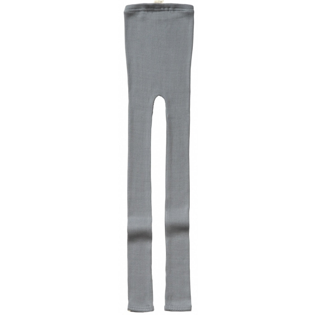 Leggings / pants babies wear organic sustainable luxurious fashion children clothes silk seamless merino wool natural design nordic minimalisma shop sale Bieber 6-14Y Stone