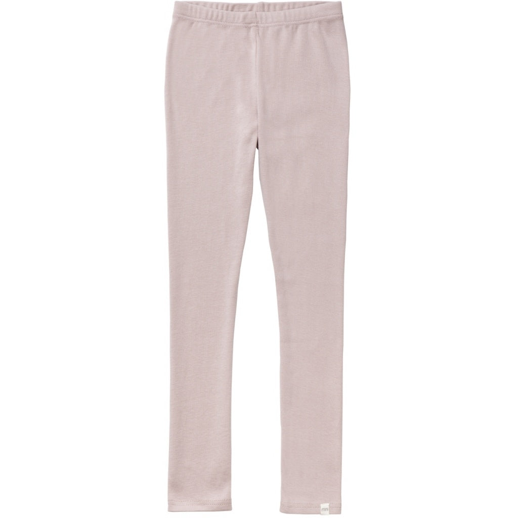 Leggings / pants babies wear organic sustainable luxurious fashion children clothes silk seamless merino wool natural design nordic minimalisma shop sale Nice 6-12Y Dusty Rose