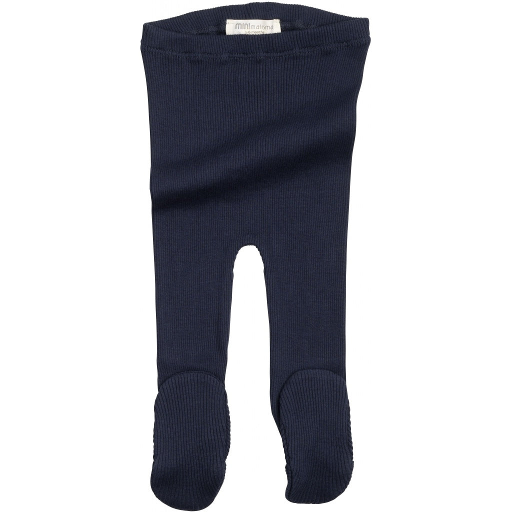Leggings / pants babies wear organic sustainable luxurious fashion children clothes silk seamless merino wool natural design nordic minimalisma shop sale Bamse Dark Blue--32505005473873,32505005506641,32505005539409