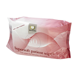 Reynard Super Soft Patient Wipes