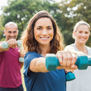 Why Strength Training Helps Maintain Muscle AND Happiness As You Age