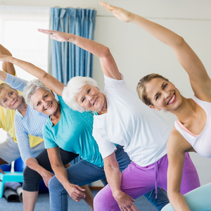 Can Yoga Slow the Physical Effects of Aging?