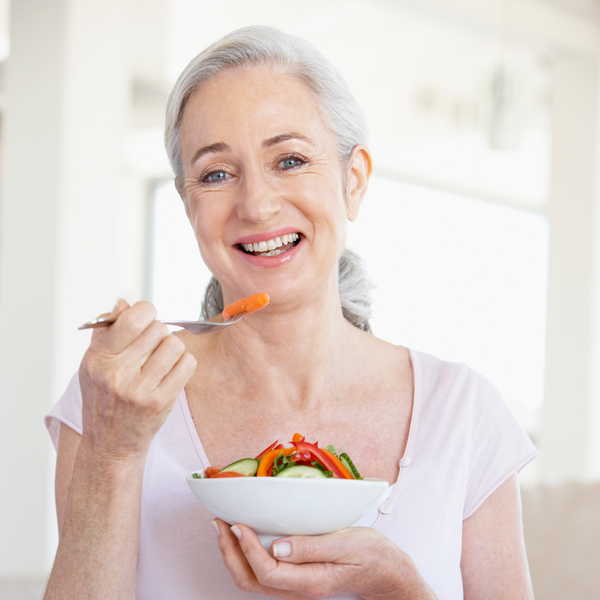 Did You Know Your Nutrition Needs Change Over Age 50?