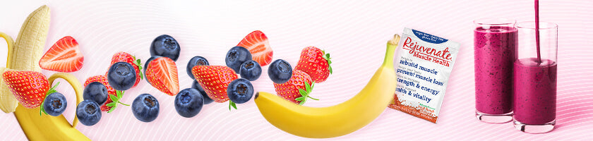 Rejuvenate Muscle Health Canada Smoothie