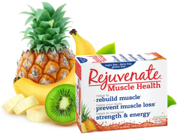 Rejuvenate Muscle Health - Fruit Punch flavor