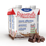 Rejuvenate Muscle Health chocolate protein drinks