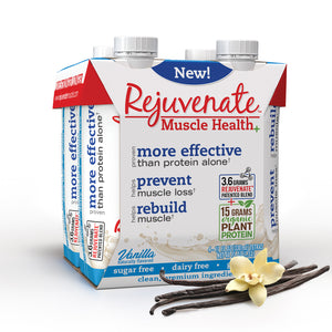 Rejuvenate Ready to Drink with Organic Plant Protein