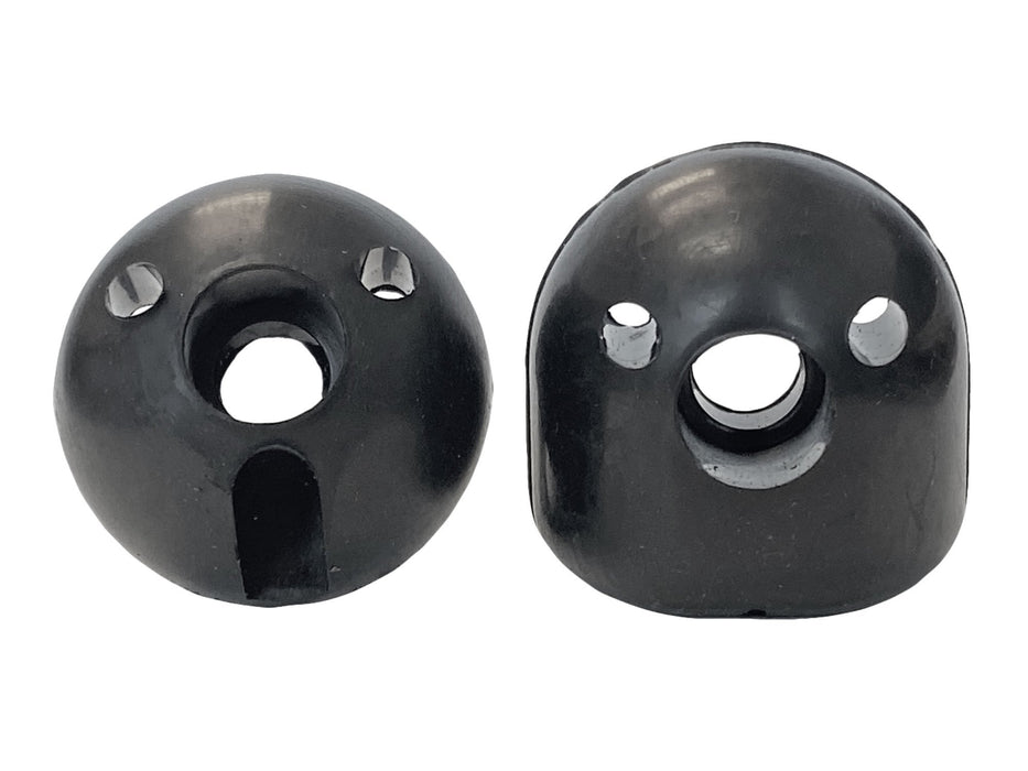 Ditch Witch Rubber End-Caps for 86B Series Transmitter