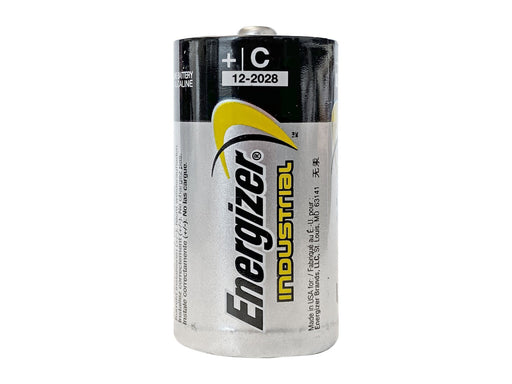 Energizer Industrial C Size Alkaline Battery for Digitrak
