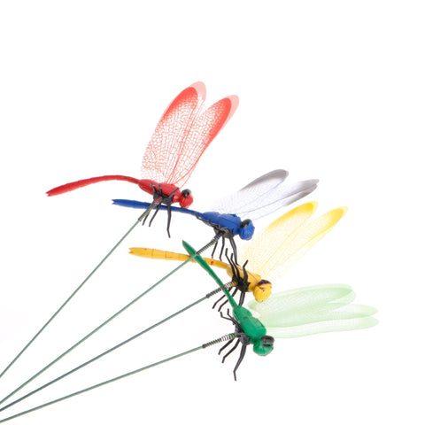 Colorful Dragonfly Craft Decor