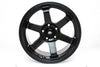 MT01 - Matte Black - 17x9.0 5x100 Offset +35