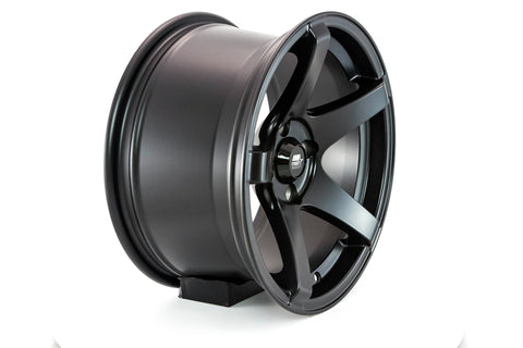 MT09 - Matte Black - 15x8.0 4x100 Offset +20