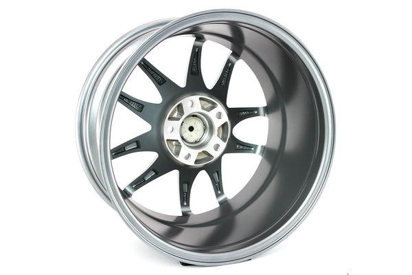 MT30 - Gunmetal - 17x9.0 5x114.3 Offset +30