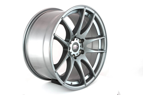 MT30 - Gunmetal - 18x9.5 5x114.3 Offset +35