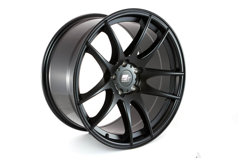 MT30 - Matte Black - 18x9.5 5x114.3 Offset +35