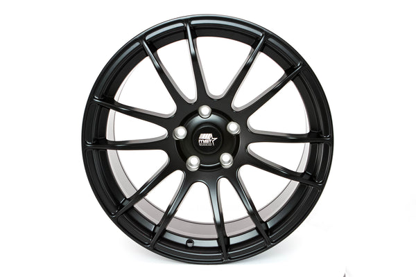 MT33 - Matte Black - 18x9.5 5x114.3 Offset +38
