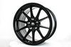 MT44 - Matte Black - 18x8.5 5x100 Offset +35