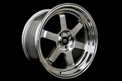 Time Attack - Machined - 17x9.0 4x100 Offset 20
