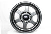 Time Attack-Truck - Matte Gunmetal - 17x8.5 6X139.7 Offset -12