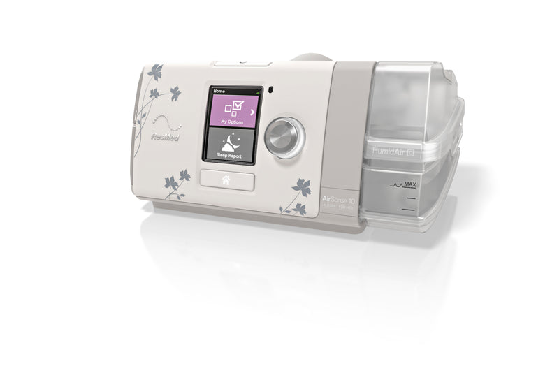 The ResMed AirSense 10 AutoSet - For Her - MACHINE ONLY