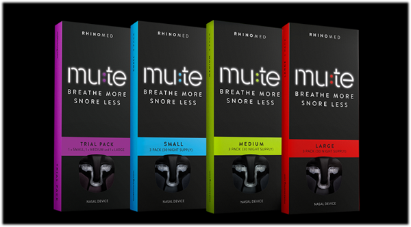Mute Snoring Device