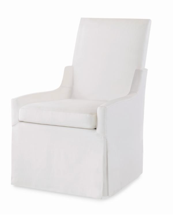 Leighton Dining Chair with Casters HH1-0413-11