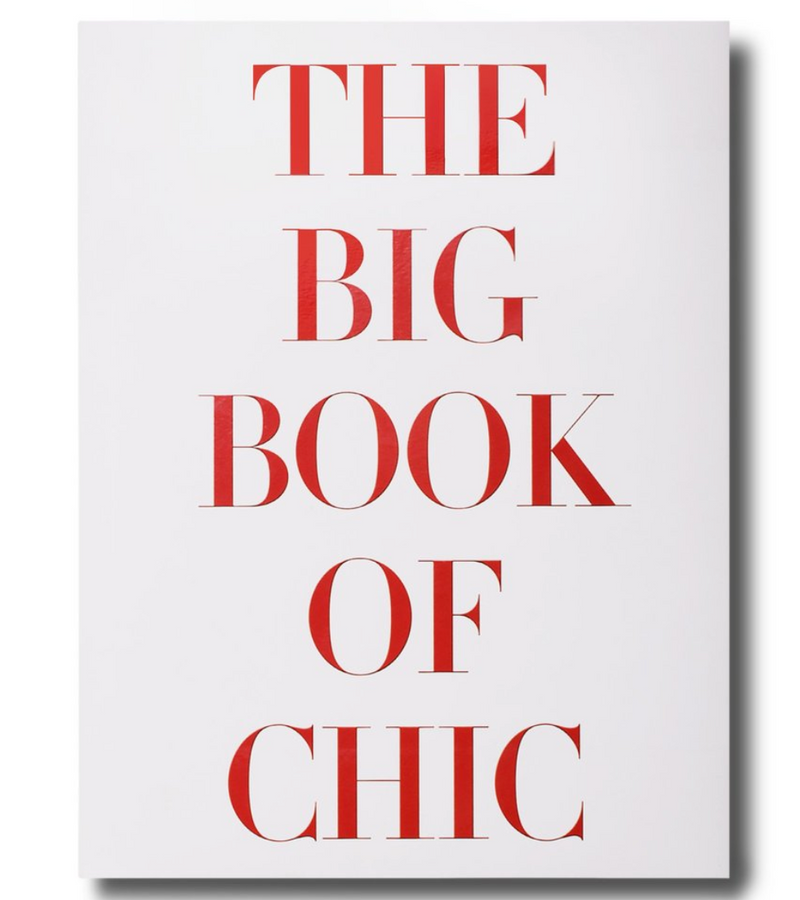 The Big Book of Chic by Miles Redd