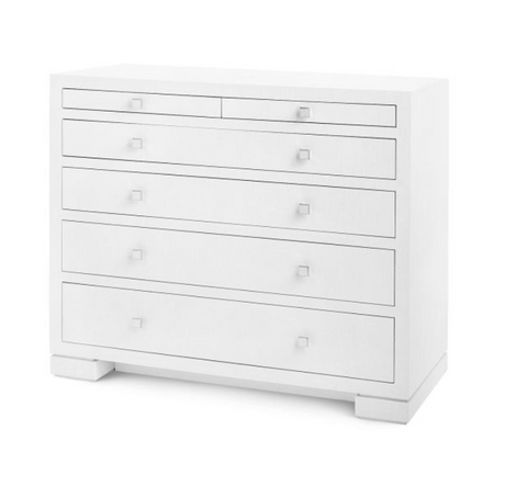 Hunter Extra Large 6-Drawer Chest