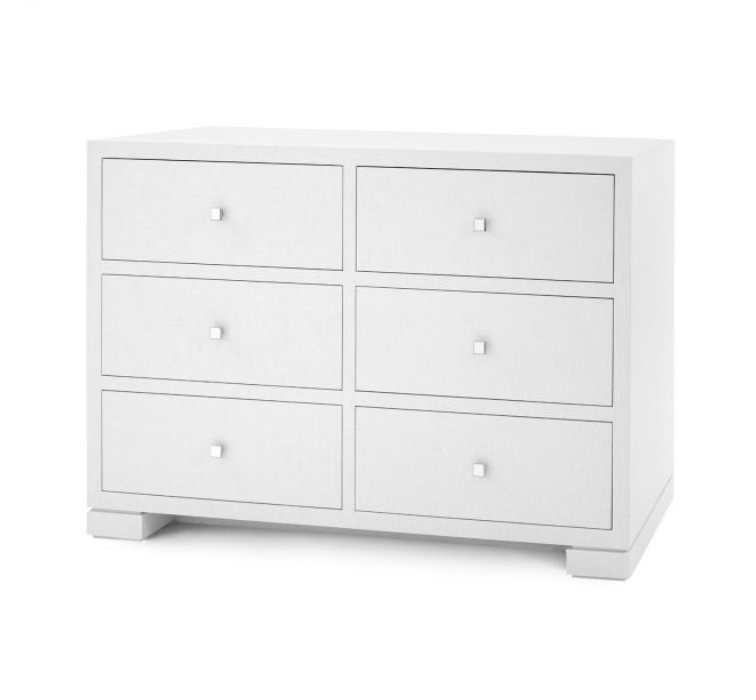 Frances Extra Large 6-Drawer Chest