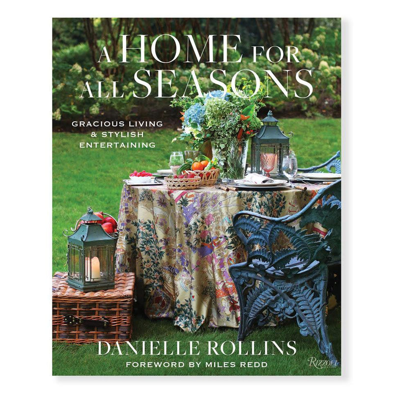 A Home For All Seasons Book