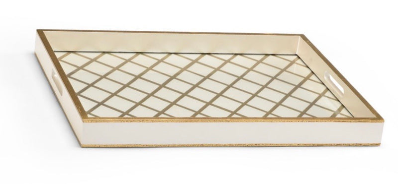 Gold Antique Tray