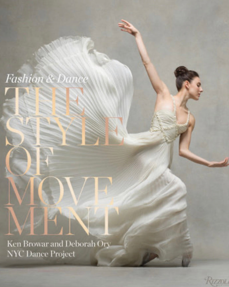 The Style of Movement Book