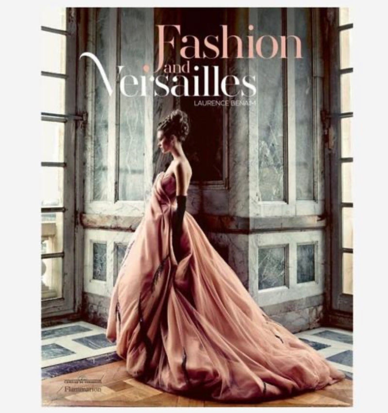Fashion and Versailles Book
