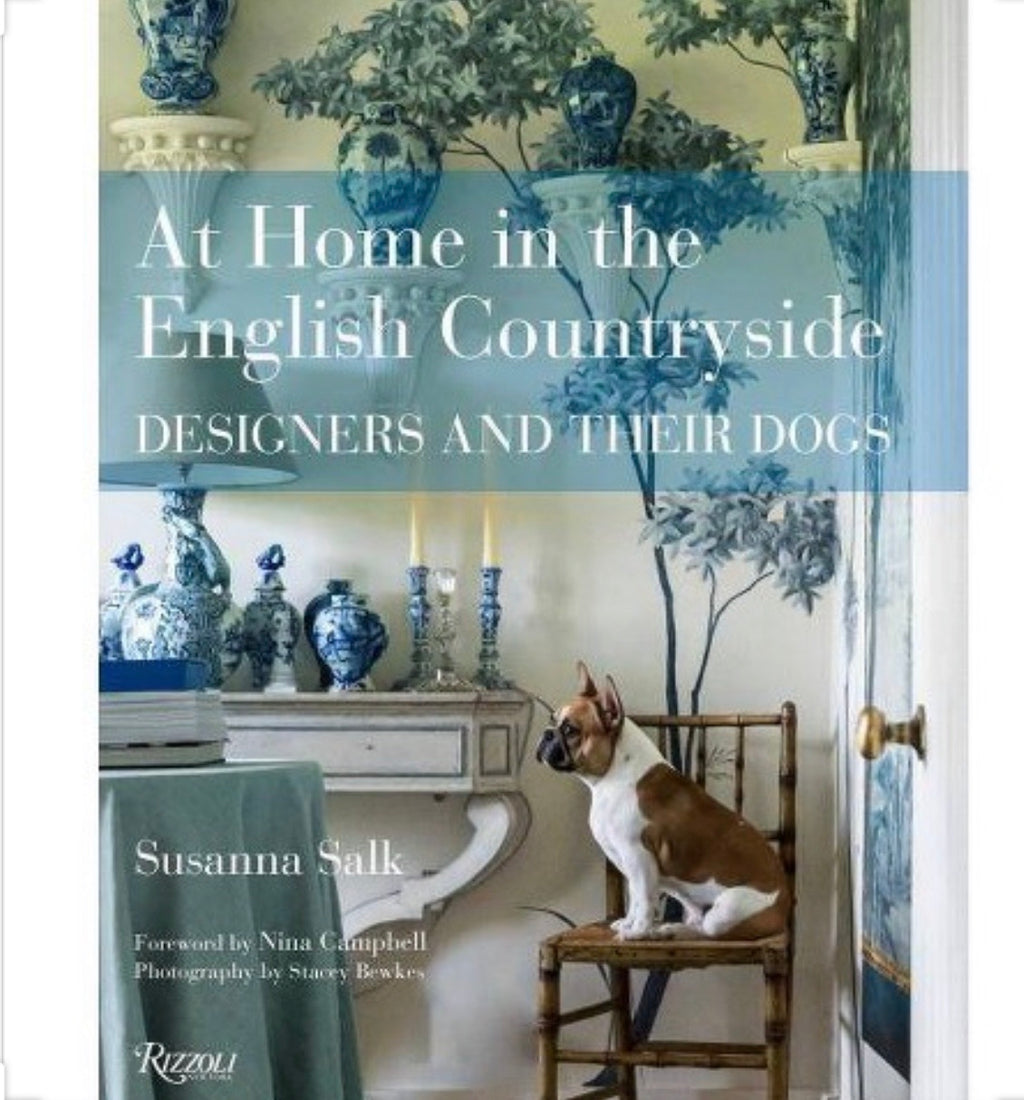 At Home In The English Countryside Book
