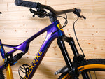 MTB doble Rebor - BlackBike.es
