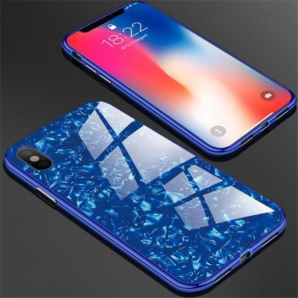 (BUY 2 GET FREE SHIPPING AND 10% OFF!!)360° Full Protective Magnetic Glass Case For iPhone X / XS / XR / XS MAX