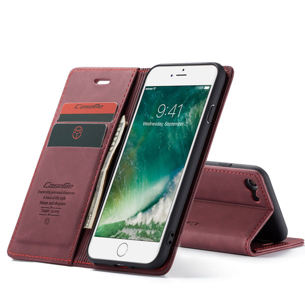 CaseMe Retro Wallet Case For iPhone7/7S