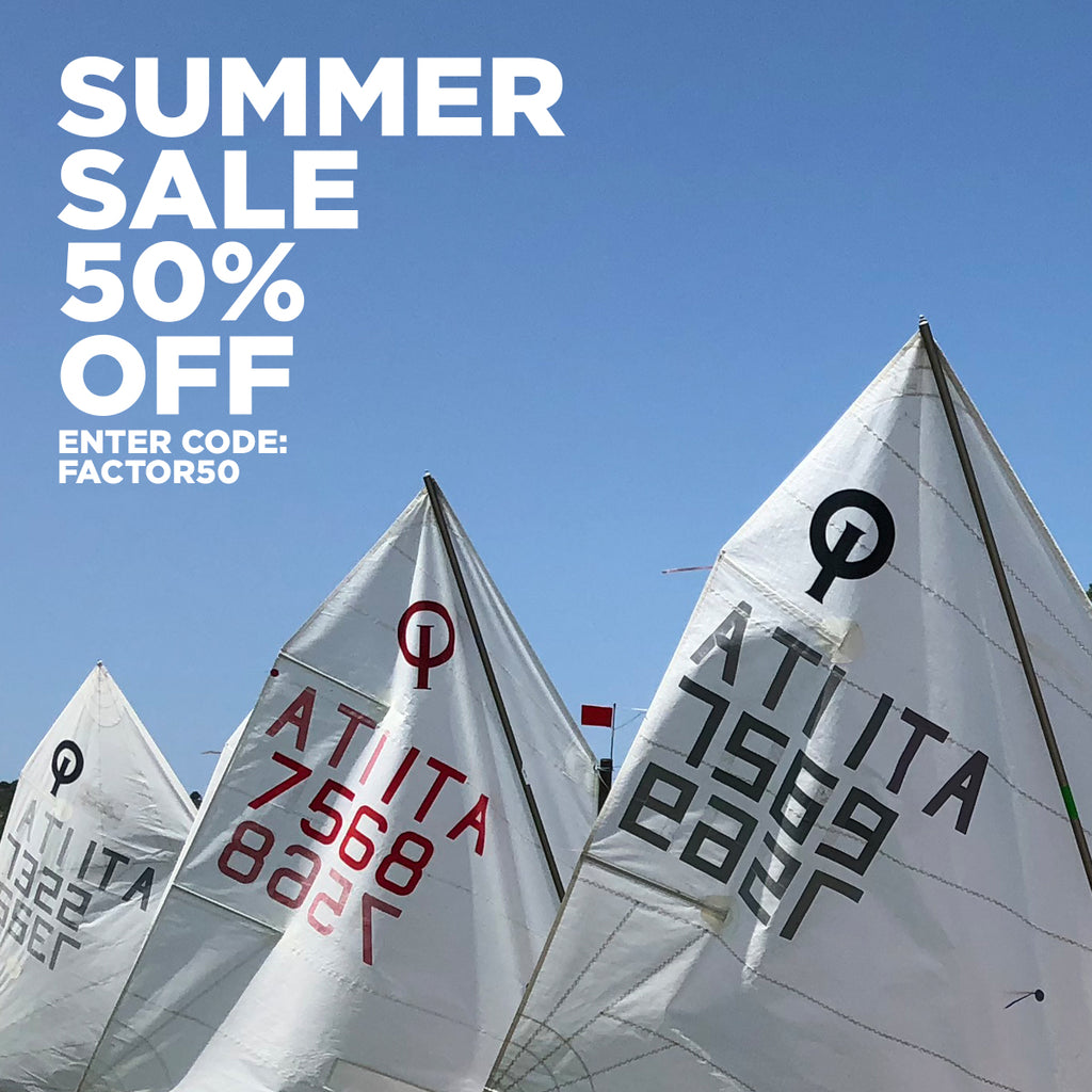 End of Season Summer Sale 50% OFF