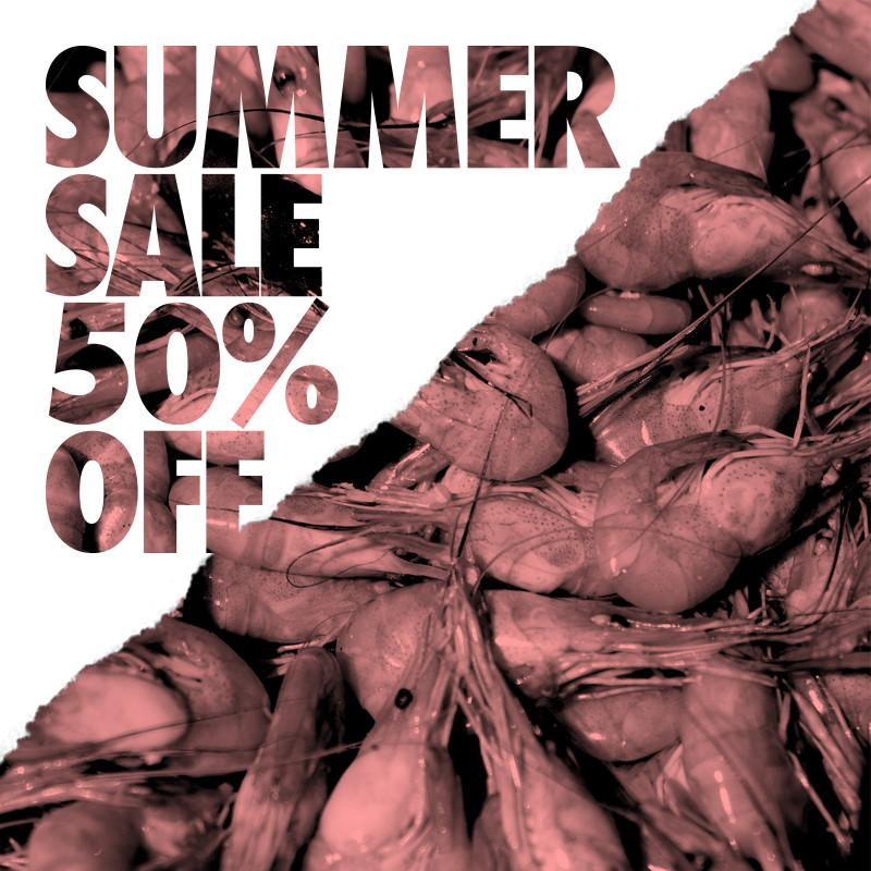 End of Season Sale - 50% OFF