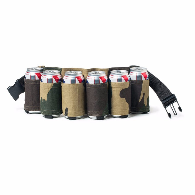 Portable Outdoor Waist Beer Belt