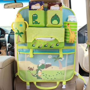 Car Seat Storage Baby Accessories Organizer