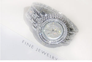 2018 Hot Sale Women Diamond  Watches