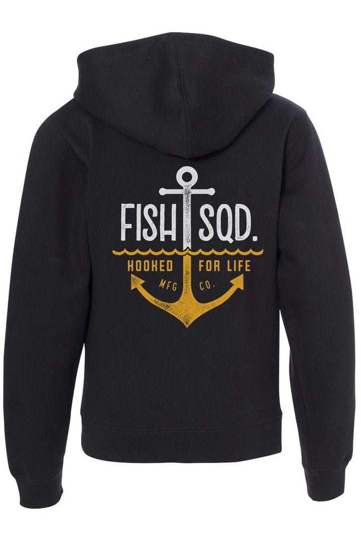 DIPPED ANCHOR HOODIE