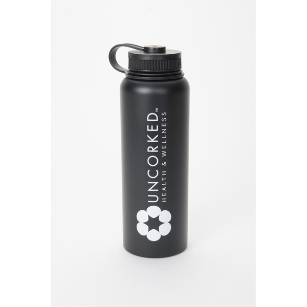 40 oz Stainless Steel Hydro Bottle