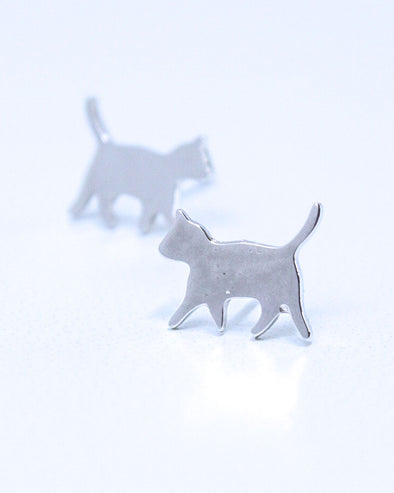 Independant Cat Earrings