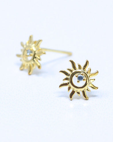 Radiant Sun Earrings