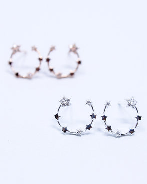 Ring Around the Stars Earrings